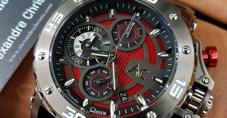 Jam Tangan Alexandre Christie Terbaik Untuk Pria
